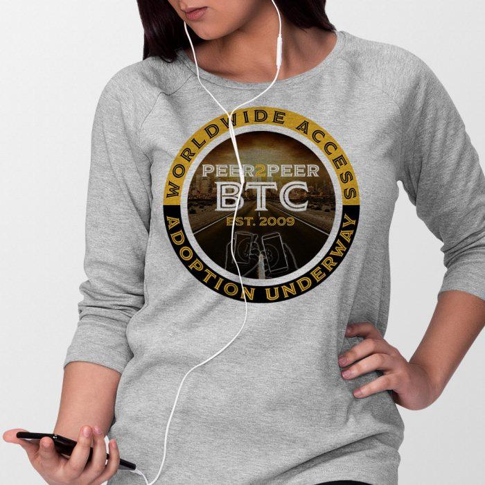Bitcoin Worldwide Custom Design