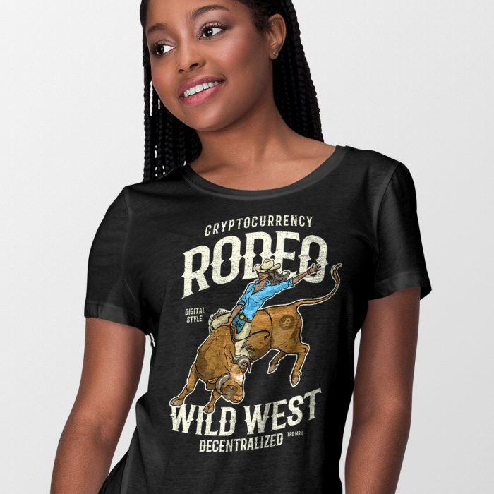 Rodeo Crypto Custom Design